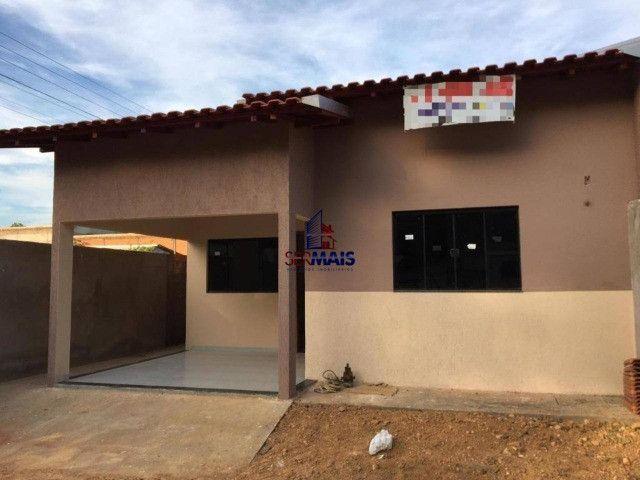 Casa com 2 dormitórios à venda, por R$ 150.000 - São Bernardo - Ji-Paraná/RO
