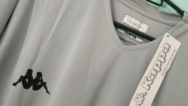 Camisa do Botafogo Cinza de Goleiro 2020 - Foto 3