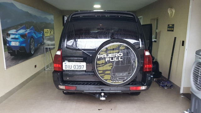 Pajero GLS Full HPE 2003 3.2 diesel 5 portas - Foto 5