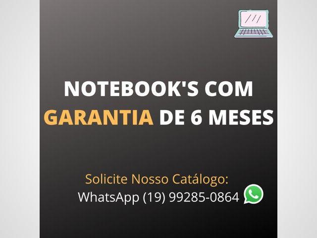 Notebook Semi-Novo Com Garantia de 6 Meses até 12x Sem Juros - Foto 2