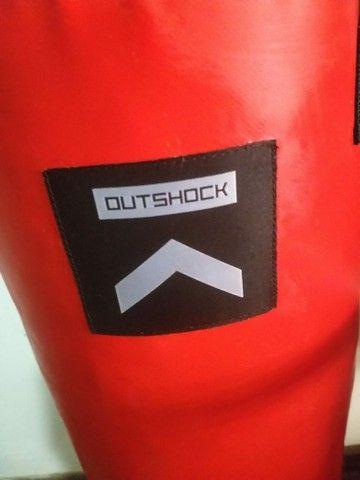 Saco de boxe com luvas novo  - Foto 5