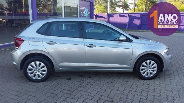 Volkswagen Polo 1.6 MSI (Aut) (Flex) - Foto 3