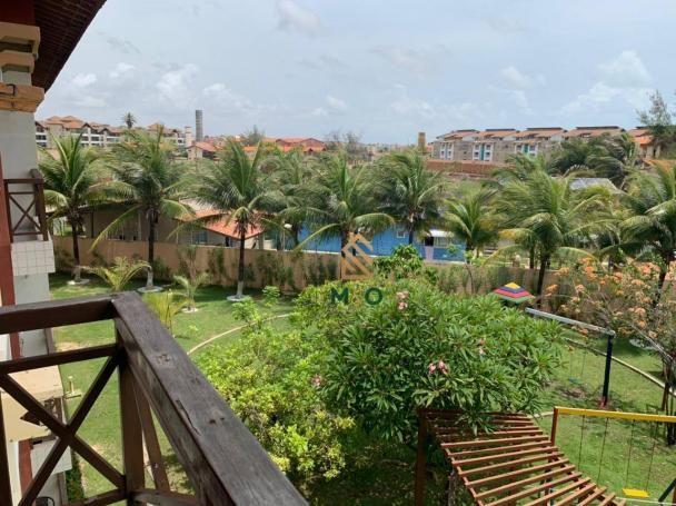 Apartamento com 1 dormitório para alugar, 52 m² por R$ 1.300/mês - Porto das Dunas - Aquir - Foto 18