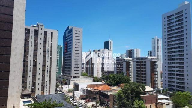 Apartamento com 2 quartos para alugar, R$2100,00 Tudo - Boa Viagem - Recife/PE - Foto 4