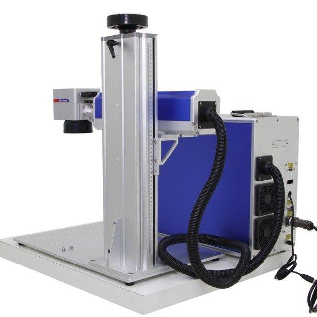 Máquina de Gravação a Laser Fiber - Foto 4