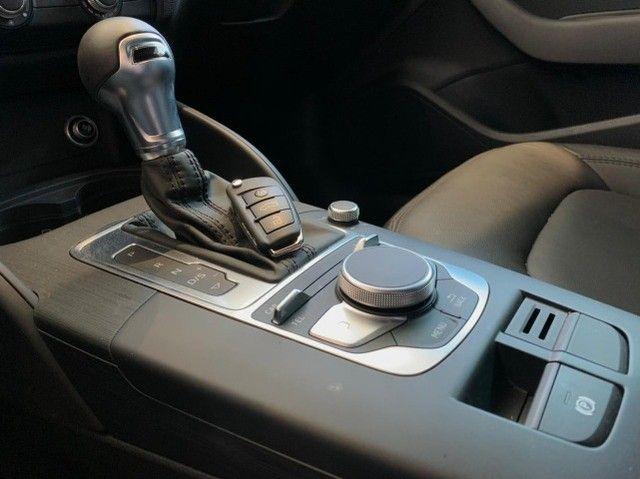Audi A3 Attraction 1.4 TFSi Flex Tiptronic 2018 - Foto 9
