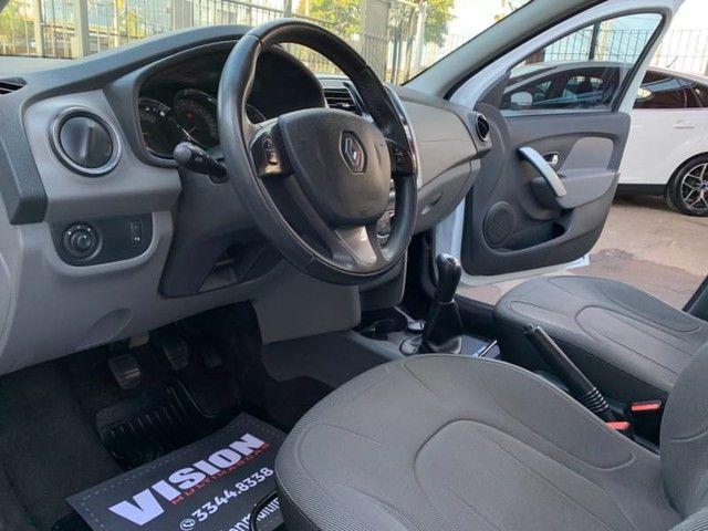 Renault LOGAN DYNAMIQUE 1.6 8V FLEX MEC. - Foto 7
