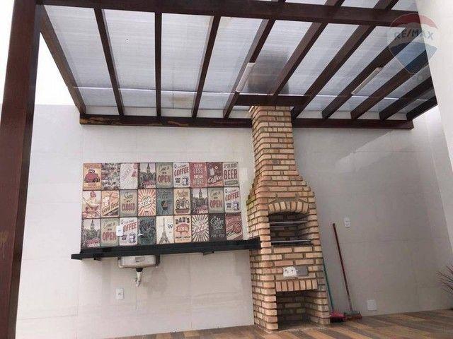 Casa com 3 dormitórios no Luiz Gonzaga à venda, 92 m² por R$ 380.000 - Luiz Gonzaga - Caru - Foto 15