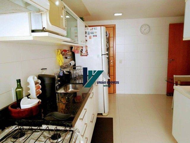 Apartamento montado, próximo ao largo do marrão, com lazer completo, 3 qts 1 suíte 1 vaga - Foto 19