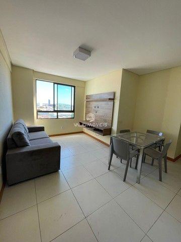 Apartamento Mobiliado - Edf. Coliseu Home Class (A307)