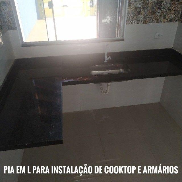 Casa no Itamaracá de 3 quartos com suíte de 18 metros - Foto 8