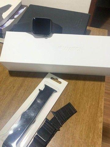 Apple Watch Serie 5 44mm Celular + GPS Leia Descrição - Foto 5