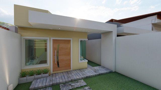 CAR#(SP3001) Ótimo acabamento. Casa Nova são Pedro com 3 quartos - Foto 12