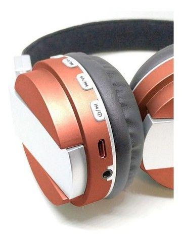 Fone De Ouvido Headset Bluetooth Altomex A-839 - Foto 4