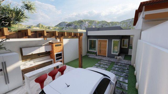 CAR#(SP3001) Ótimo acabamento. Casa Nova são Pedro com 3 quartos - Foto 19