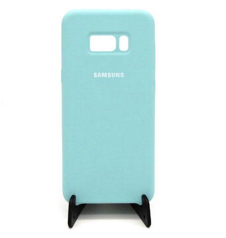 Case / Capinha de Silicone Samsung Galaxy S8 (Aceito cartão) - Foto 2
