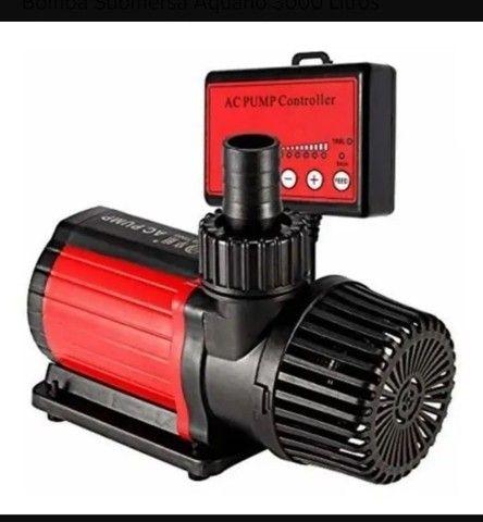 AC Pump Bomba Submersa Ocean Tech 3000 l/h 28w