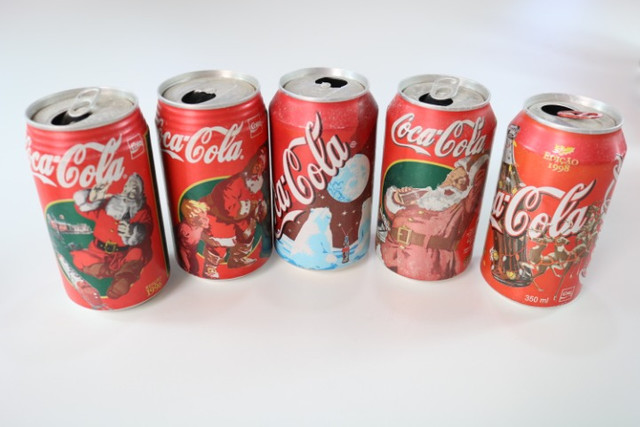 Latas de Coca-cola para colecionador - Foto 2