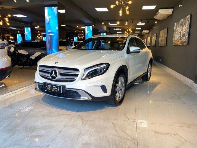 Mercedes-Benz GLA 200 1.6 Advance 2016/2016 Bancos interior bege ,Configuração Linda - Foto 4
