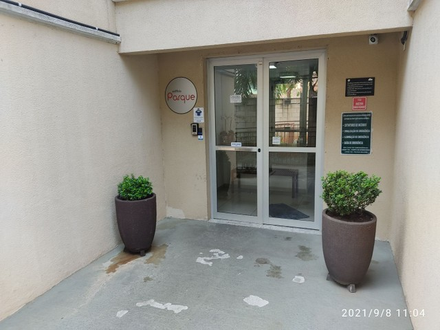 Apartamento 2 Quartos Varanda 1 Vaga, Elevador, Santa Branca - Foto 16