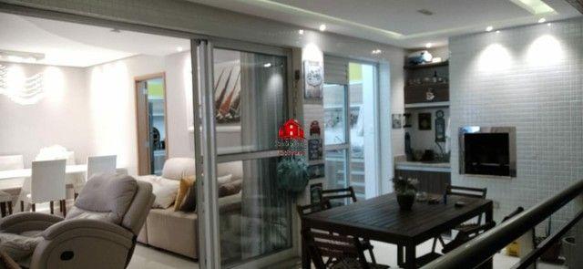 Torres Cenário,03 suítes, Lindo apartamento todo mobiliado, nascente total, Belém-PA. - Foto 9