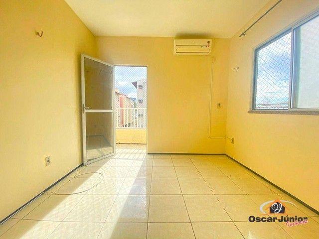 Apartamento com 3 dormitórios à venda, 64 m² por R$ 198.000,00 - Vila União - Fortaleza/CE - Foto 15
