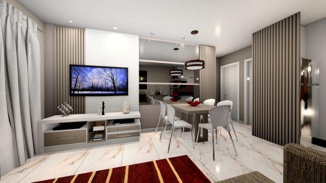 Oportunidade seu imóvel - Apartamentos geminados com 2 quartos no Paese - Itapoá/SC - Foto 6