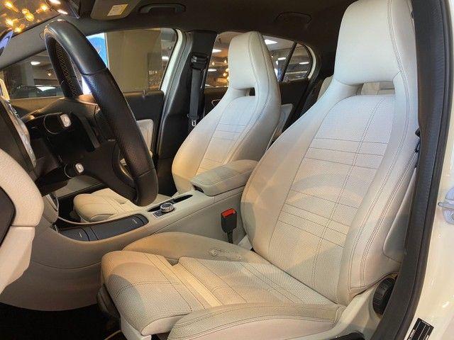 Mercedes-Benz GLA 200 1.6 Advance 2016/2016 Bancos interior bege ,Configuração Linda - Foto 12