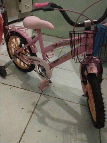 Bicicleta Aline aro 16 245,00 i bike e cemi nova - Foto 2