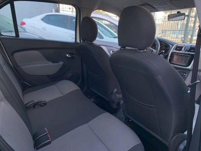 Renault LOGAN DYNAMIQUE 1.6 8V FLEX MEC. - Foto 10