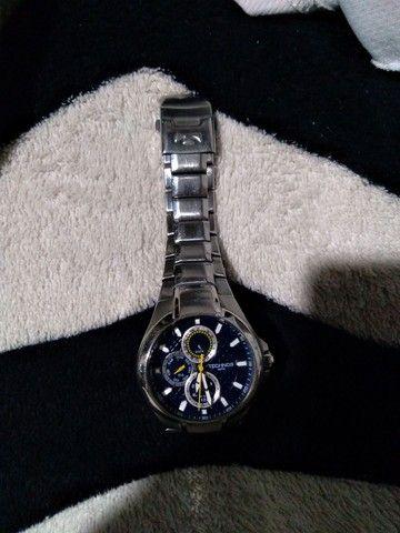 Relógio technos aprova d'agua/novo