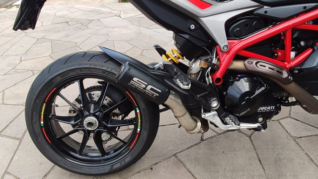 Escapamento Ducati Hypermotard 821 - Foto 3