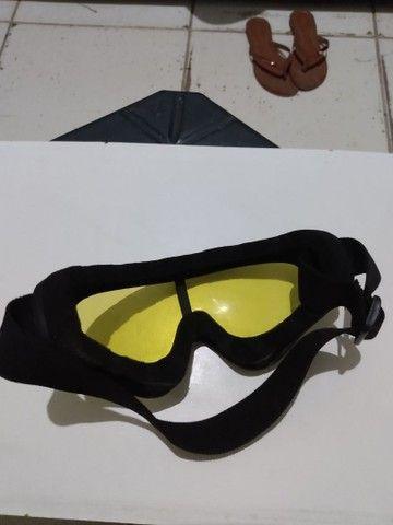 Óculos proteção uv400 novo - Foto 4
