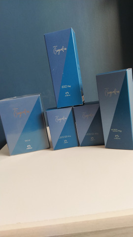 Kit Biografia Masculino - 5 produtos novos