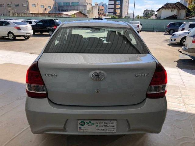 Etios 1.5 Sedan X Plus Aut 16v 2020 - Foto 10