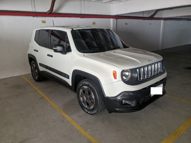 Jeep Renegade Sport 1.8 Flex 2016 Automático