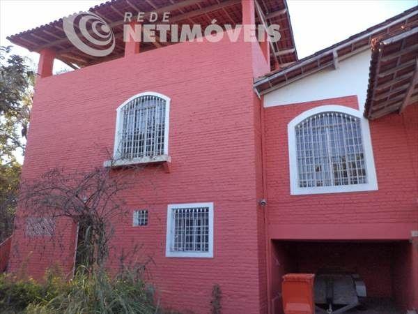 Casa à venda com 4 dormitórios em Braúnas, Belo horizonte cod:545923 - Foto 17