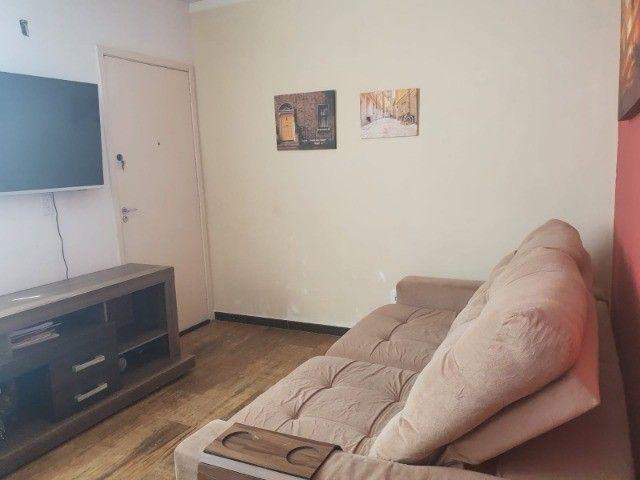 Cod>3198 Apartamento, a venda, 2 quartos, 1 vaga garagem coberta no São João Batista - Foto 3