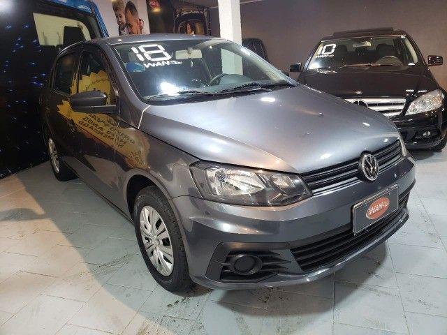 VW - Voyage Trendline 1.0 2018 GNV - Foto 3