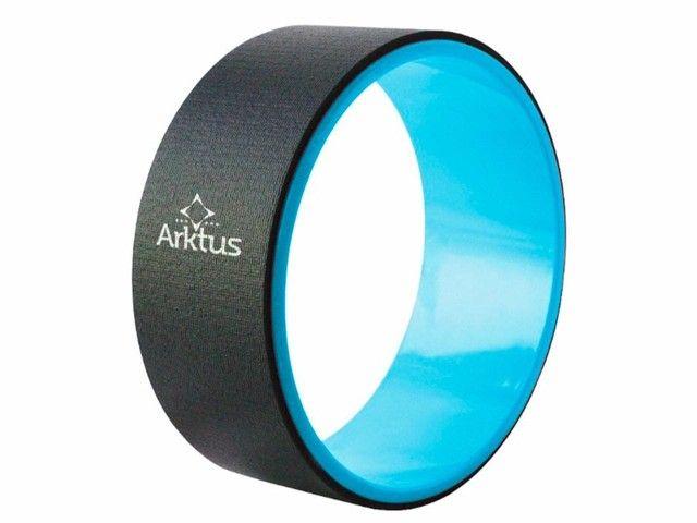 Roda para Pilates e Yoga - Magic Wheel - Arktus - Nova