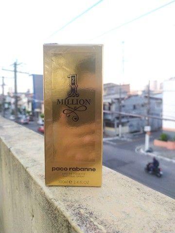 Perfume 1 Million lacrado  - Foto 2