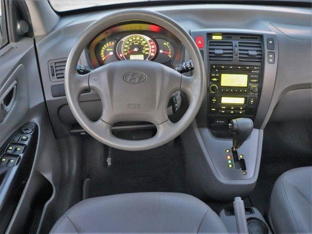 HYUNDAI Tucson 2.0 16V Flex Aut. - Foto 13