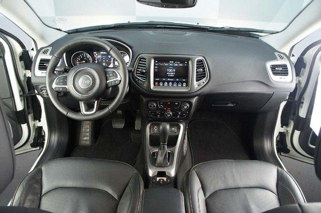 Jeep Compass 2.0 16v Flex Longitude Automático 2020 32.900 Km - Foto 16