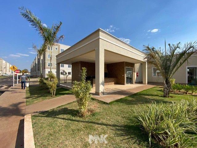 Apartamento para aluguel, 2 quartos, 1 vaga, Pioneiros - Campo Grande/MS - Foto 6