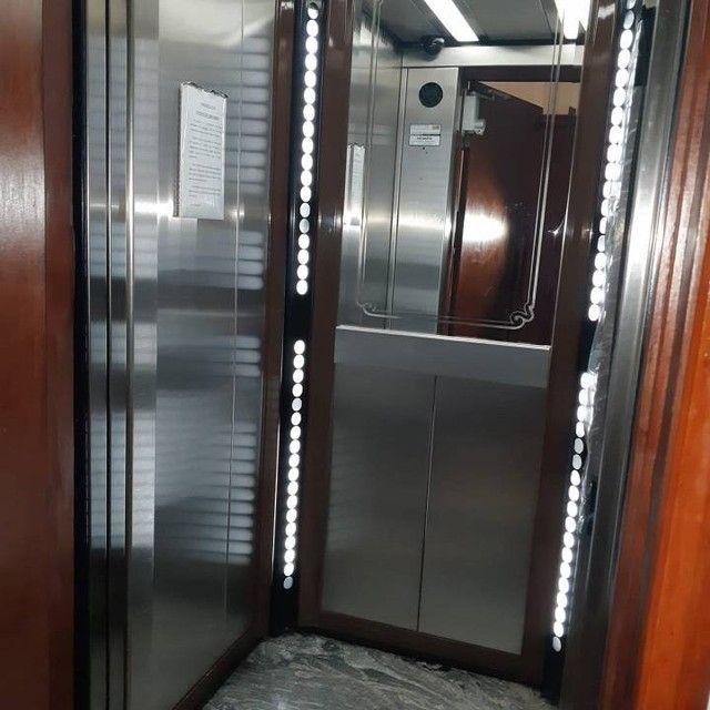 Amplo e arejado apartamento de 3 dorms (1 suíte) à venda no Gonzaga em Santos ? SP - Foto 7