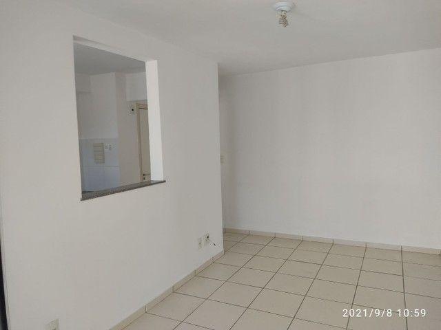 Apartamento 2 Quartos Varanda 1 Vaga, Elevador, Santa Branca - Foto 9