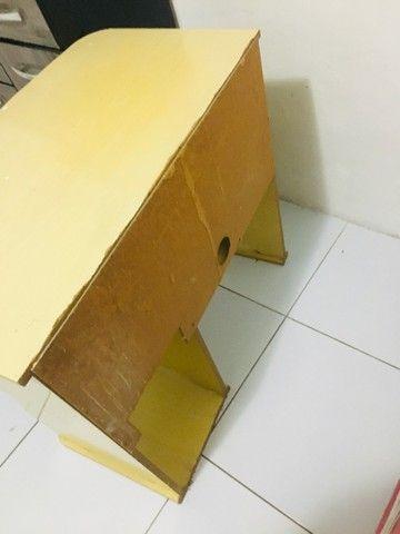 Mesinha de computador 80$  - Foto 4