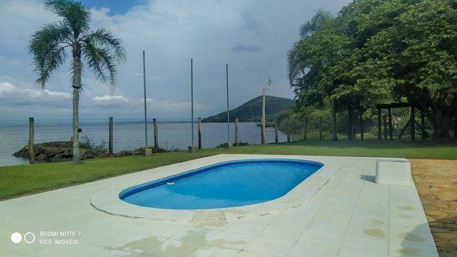 Magnifica casa residencial com praia particular para venda com 500 metros quadrados com 4  - Foto 18