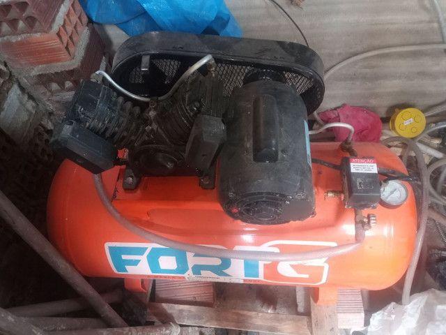 Compressor de ar - Foto 2