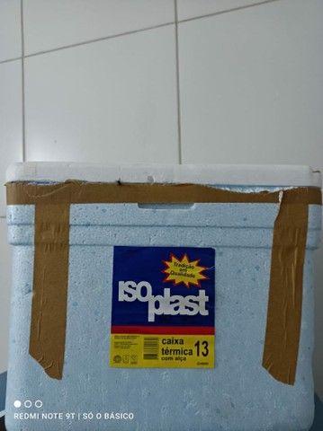 Caixa de isopor  - Foto 4